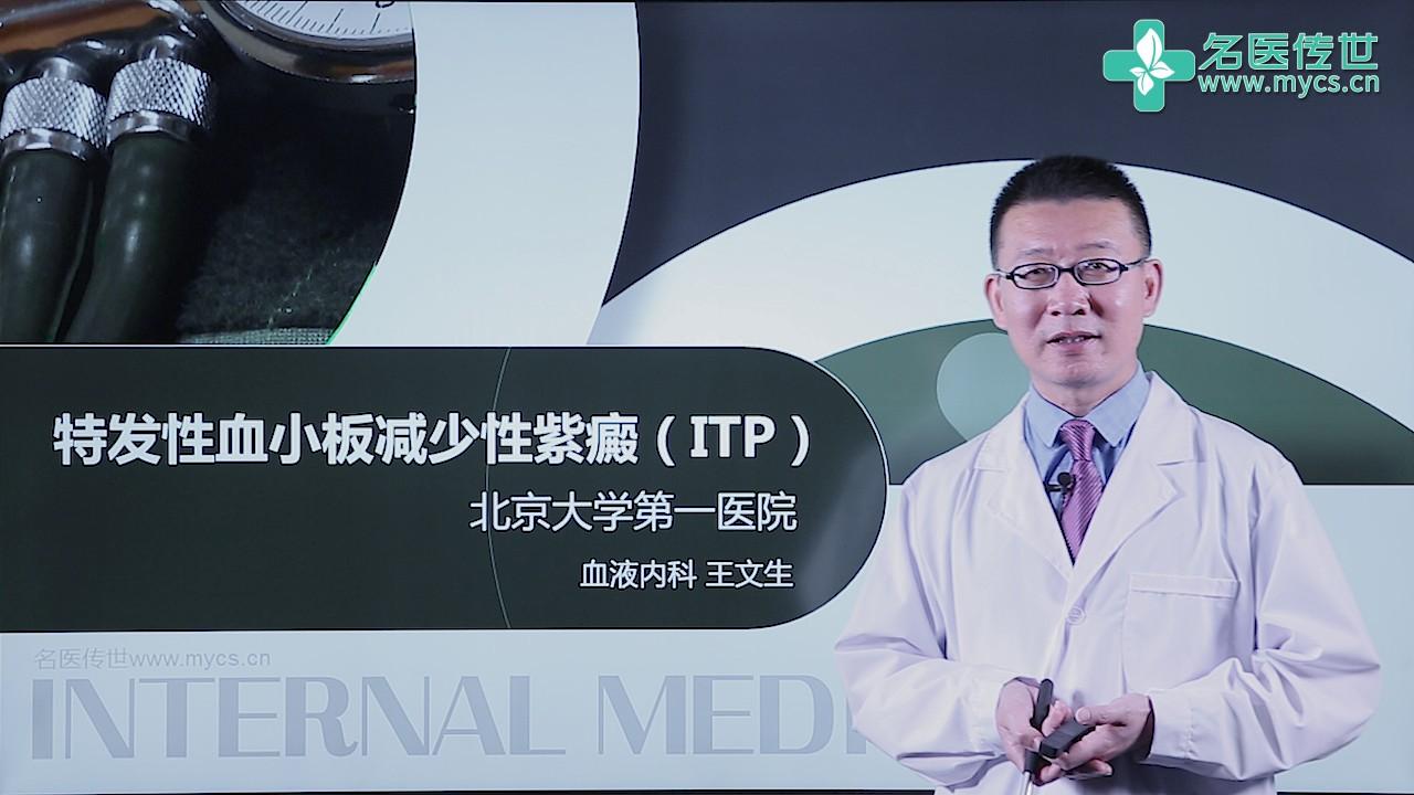 王文生:特发性血小板减少性紫癜(ITP)(第1P-总2P)