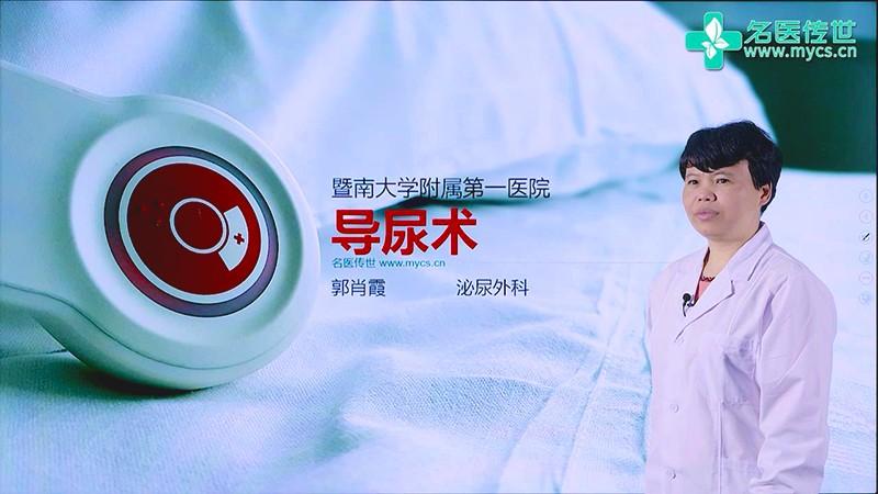 郭肖霞:导尿术(第1P-总2P)