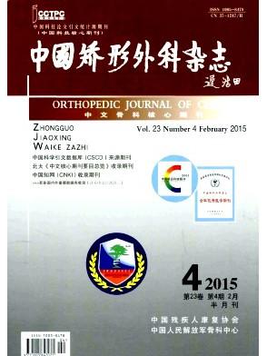 《中国矫形外科杂志》编委